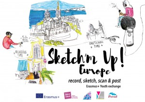 Sketch'm Up Europe