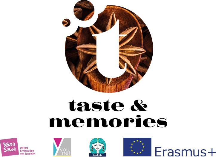 Logo Taste and Memories N&C avec logo partenaires2